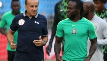 Gernot Rohr prolonge avec le Nigeria