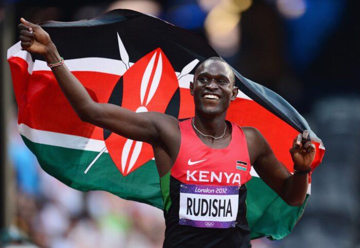 Le Kényan David  Rudisha renonce à défendre pour les JO de Tokyo 2020