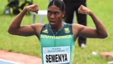 Caster Semenya 5000