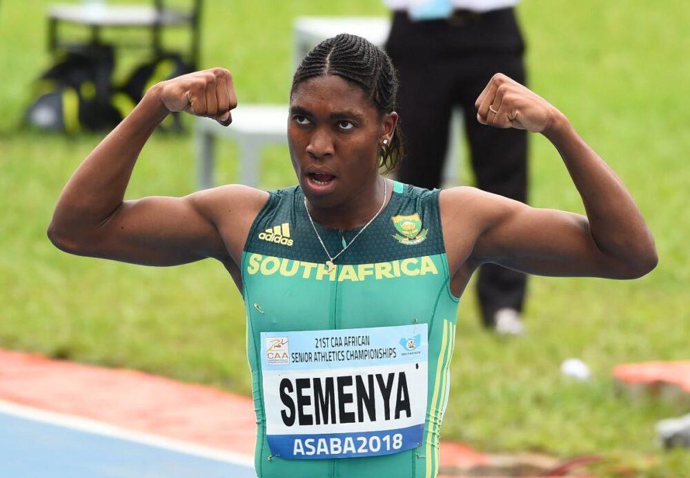 Caster Semenya au 5000m