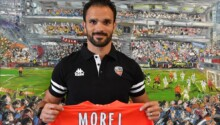 Jérémi Morel retourne à Lorient
