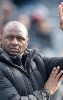 Patrick Vieira tacle Noel Le Great