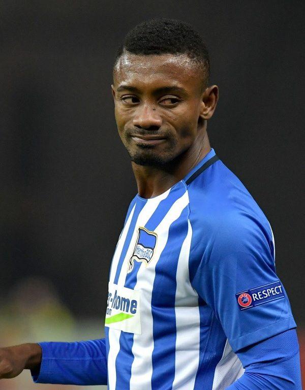 Salomon Kalou: bye bye Hertha Berlin!