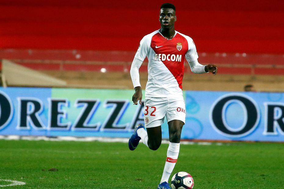 Benoit Badiashile, défenseur de Monaco