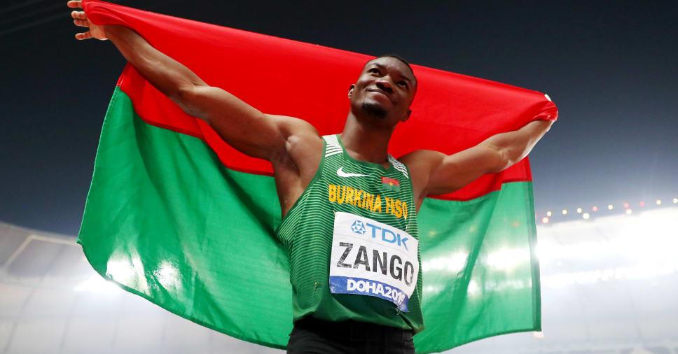 (Triple saut) Zango établit un nouveau record du monde en salle