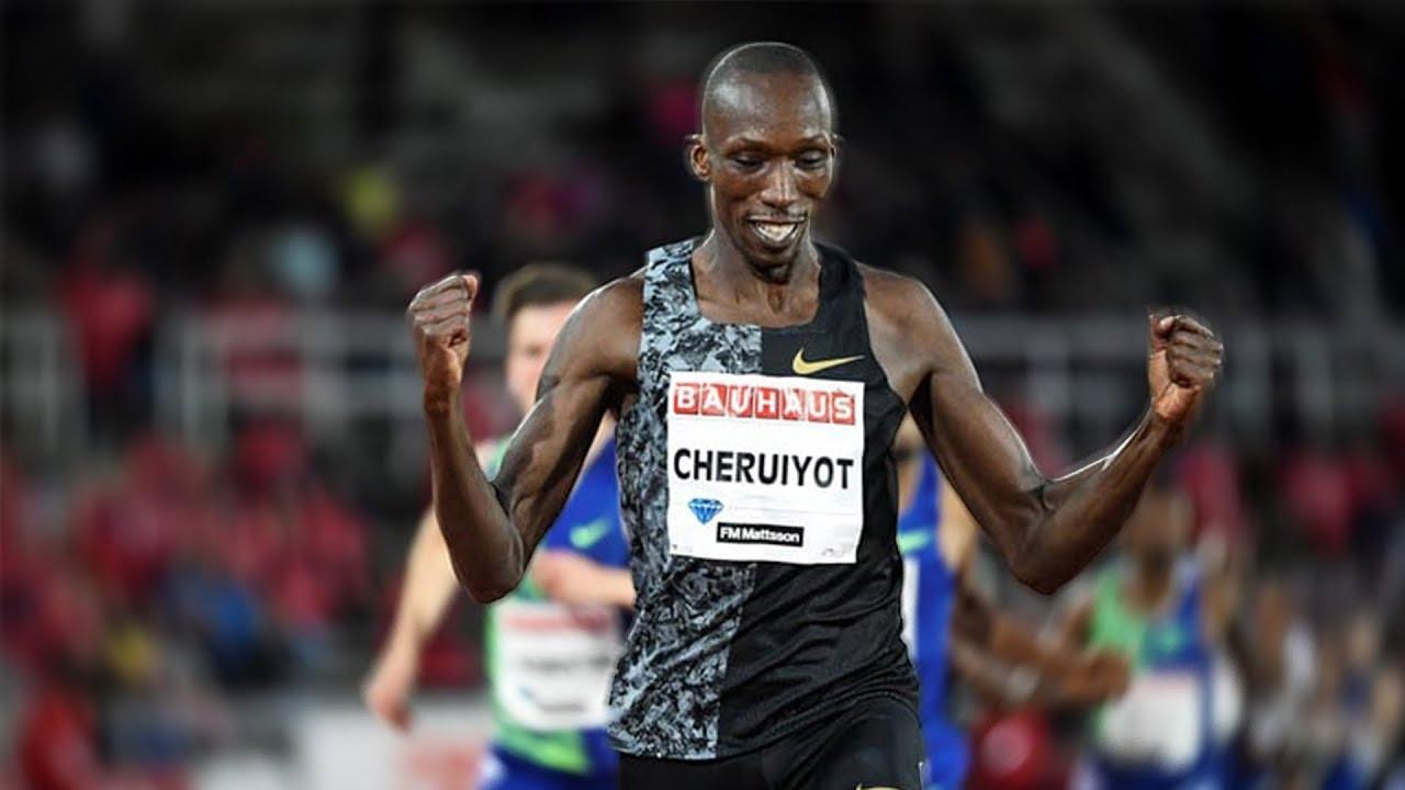Le Kenyan Timothy Cheruiyot a encore brillé à Doha en remportant les 1500m