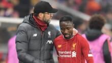Liverpool Naby Keita Guinée - libération