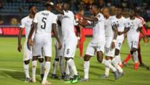 Ghana - éliminatoires CAN 2021