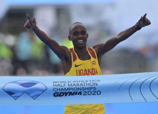 Mondiaux semi-marathon : A 19 ans, Kiplimo au Panthéon