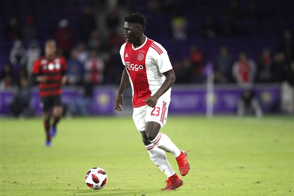 Lassina Traoré-Ajax Amsterdam-Golden Boy