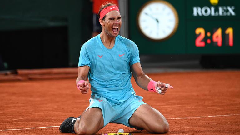 Rafael Nadal 13e sacre à Roland Garros