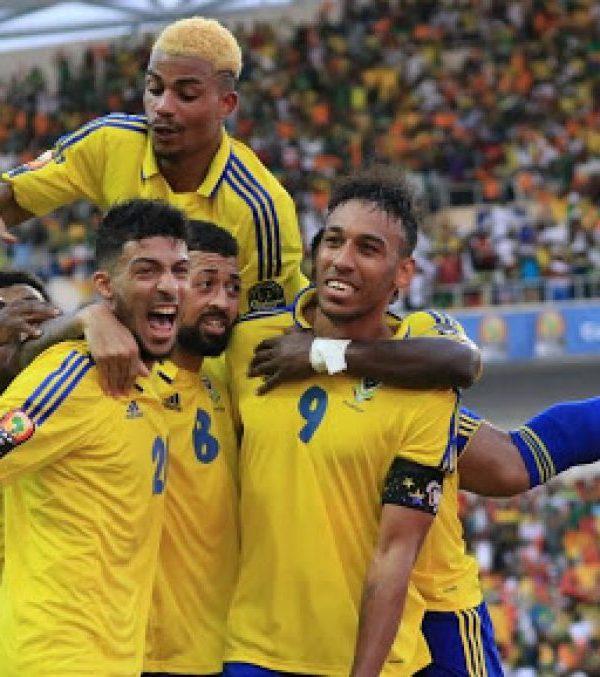 CAN 2022: la liste du Gabon contre la Gambie avec Aubameyang