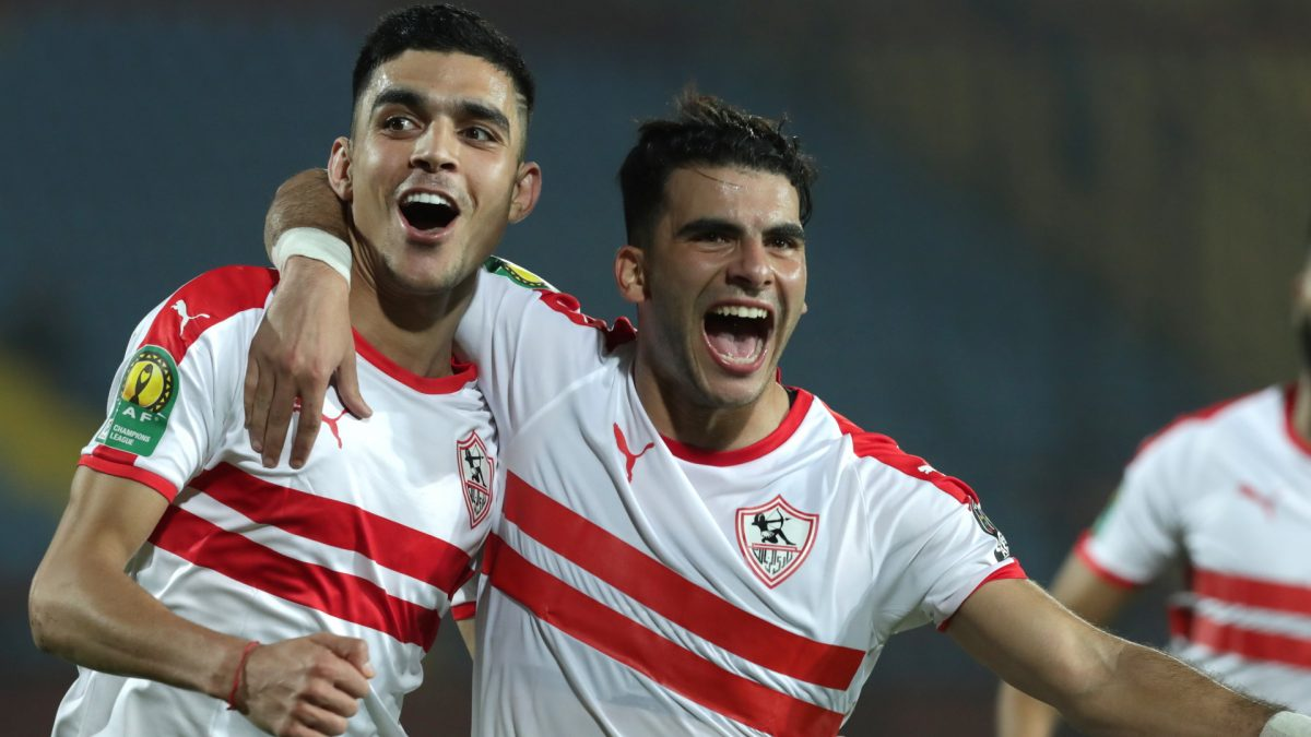 LDC : Le Zamalek domine MC Alger et s'offre un sursis