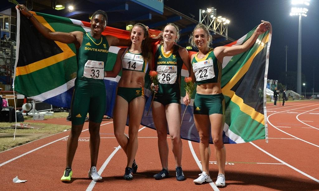 À l'image des médaillés olympiques sud-Africains, Caster Semenya n'est pas encore qualifiée aux JO 2021