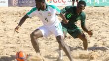 CAN Beach Soccer