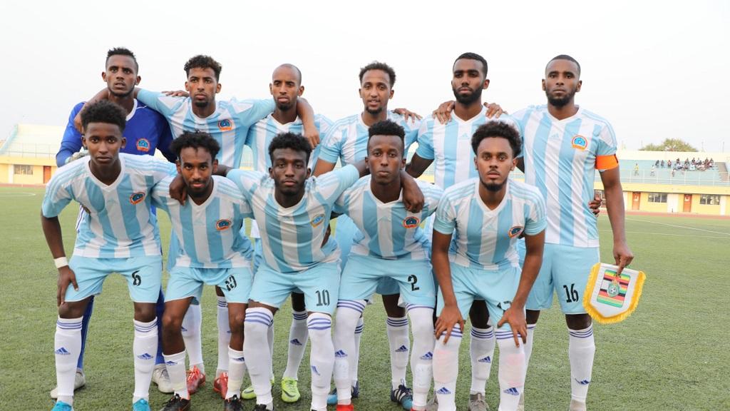 Equipe nationale de Djibouti