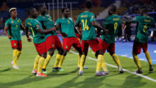 Conceiçao Cameroun 37 joueurs