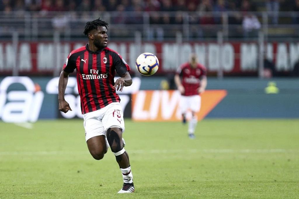 Franck Kessié Milan AC
