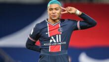 Mbappe sauve le PSG