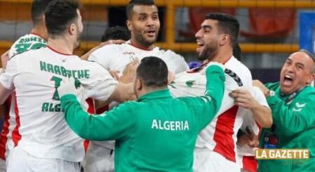 Algérie Handball-TQO-JO Tokyo