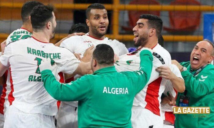 Sélection Algérie de handball