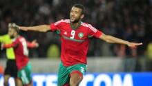 Ayoub El Kaabi, buteur matinal contre la Guinée