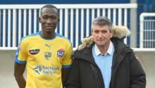 Brahim Ngaroudal et Bernard Ségalen, président de la Saint-Pierre Milizac, étaient en contacts réguliers depuis 2014.