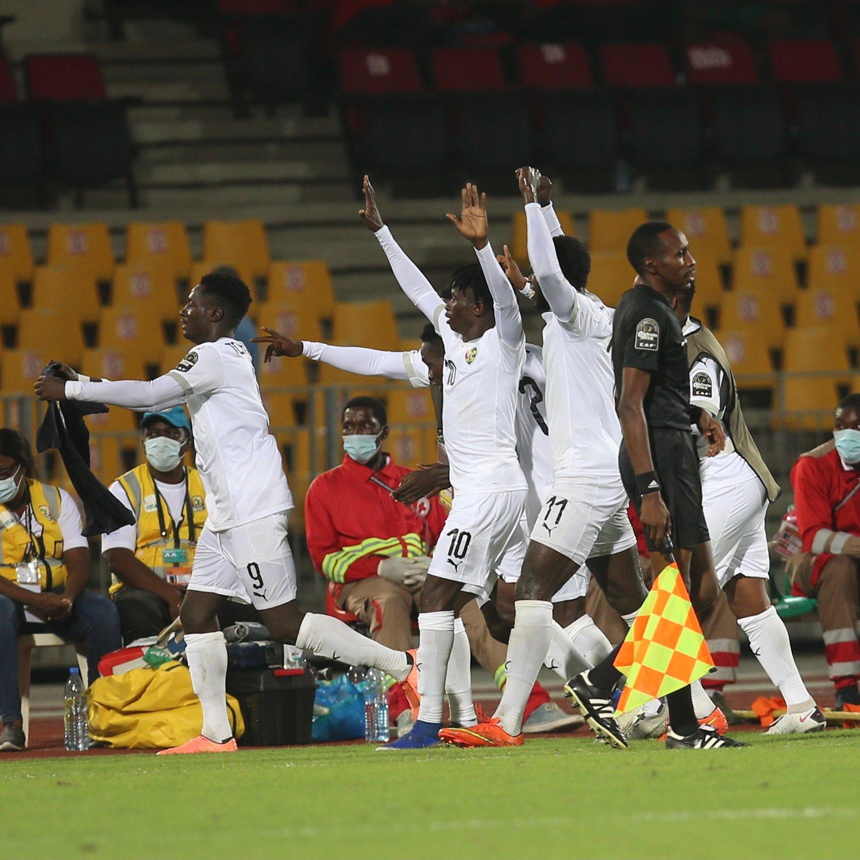 (CHAN 2021) Le Togo vainqueur de l'Ouganda