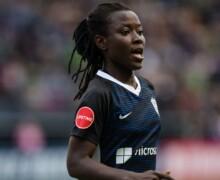 Elizabeth Addo, internationale ghanéenne
