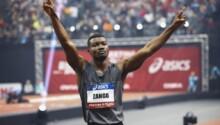 Hugues Fabrice Zango lance un signal fort en direction des JO