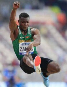 Hugues Fabrice Zango paré pour la médaille olympique