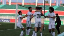 Joie des U17 algériens