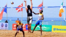 Le Beach volley Tour reporté