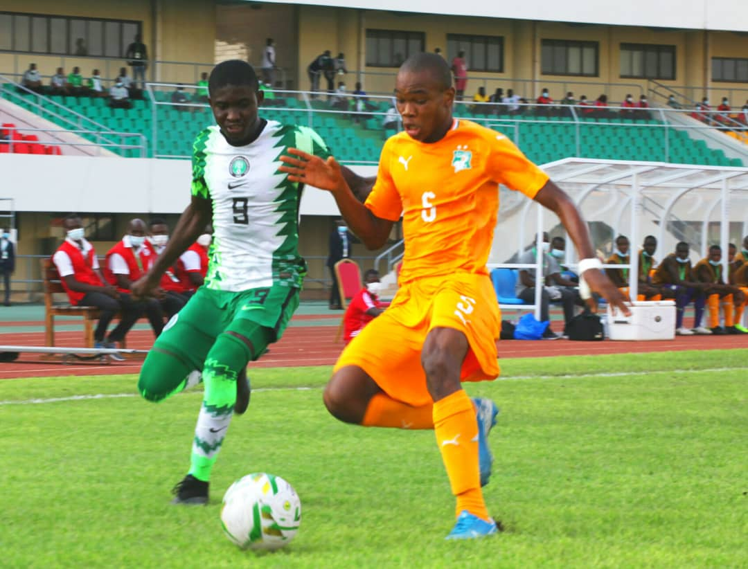 La Côte d'Ivoire domine le Nigeria 3-2 en finale de UFOA-B U17