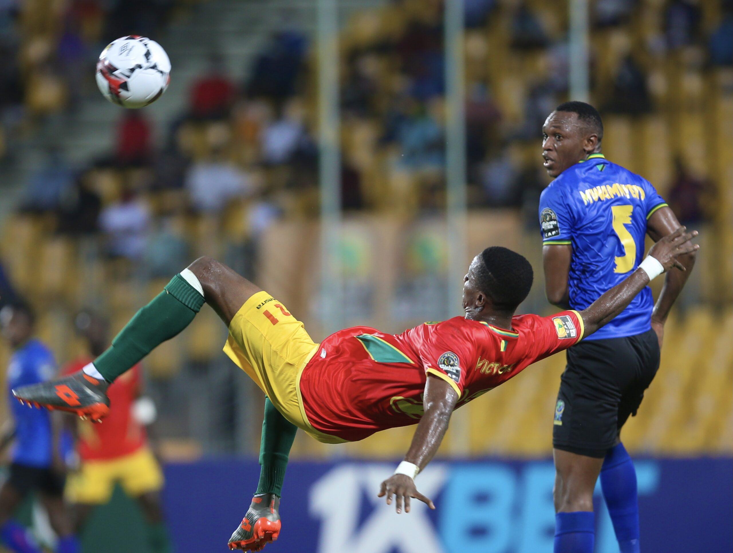 Le Syli local rencontre une équipe du Rwanda également invaincue