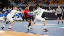 L'Égypte et la Slovénie font match nul