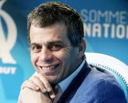 Laurent Colette (DG Olympique de Marseille)