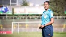 L'Éthiopienne Lydia Tafesse Abebe
