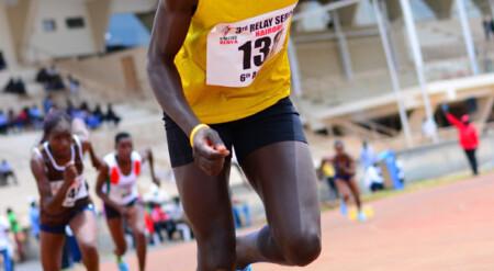 Margaret Wambui s'essaie au 200 m
