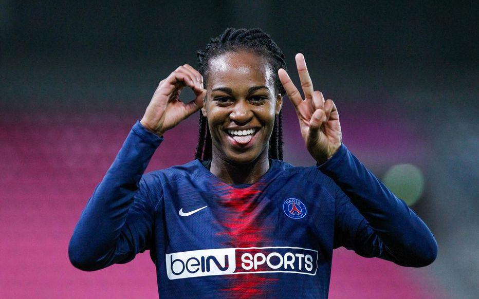 Sport News Africa - Katoto, deuxième «top scoreuse» d'Europe