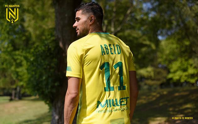 Mehdi Abeid signe à Al Nasr