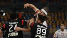L'Egypte s'incline aux tirs au but Danemark