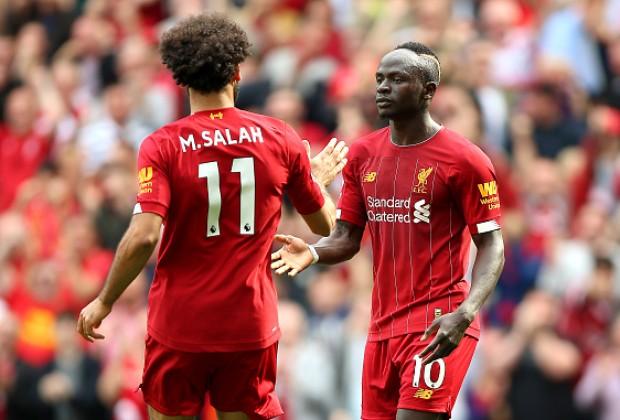Mohamed Salah et Sadio Mané à la recherche de leur efficacité perdue