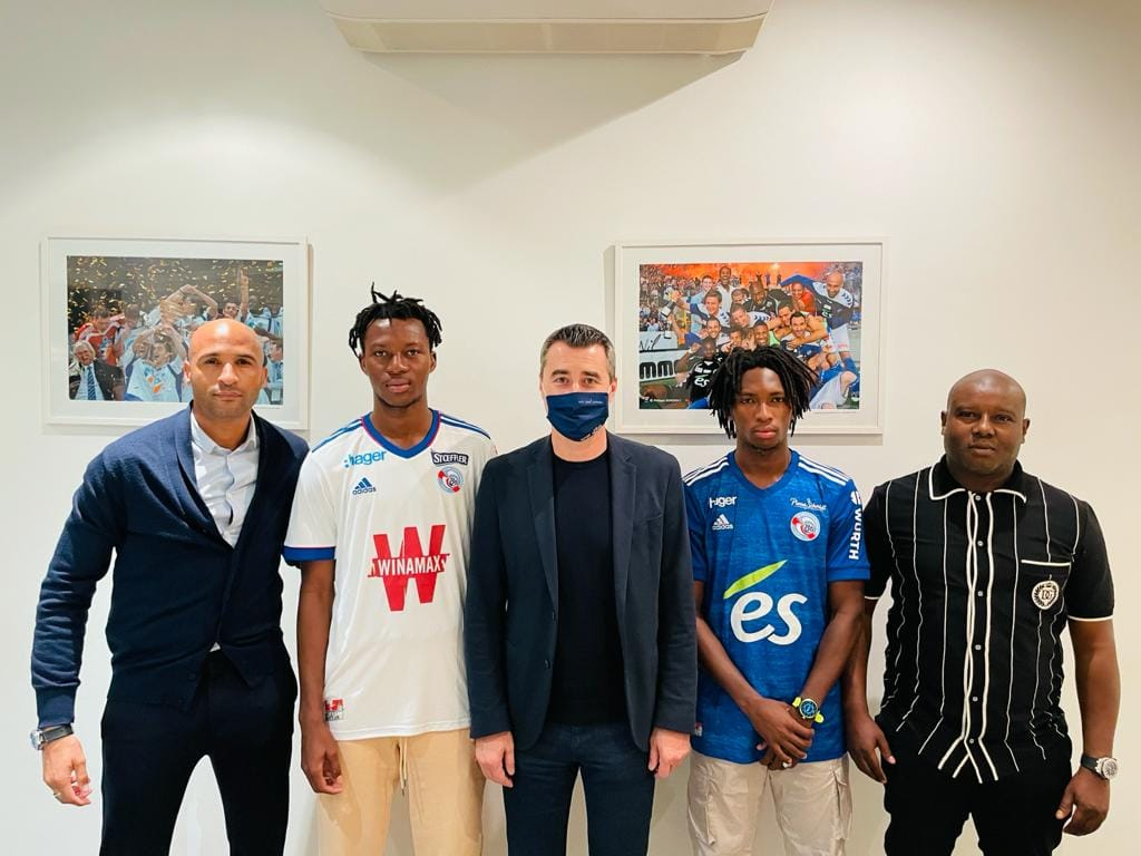 Moïse Sahi Dion et Mohamed Soumahoro signent à Strasbourg