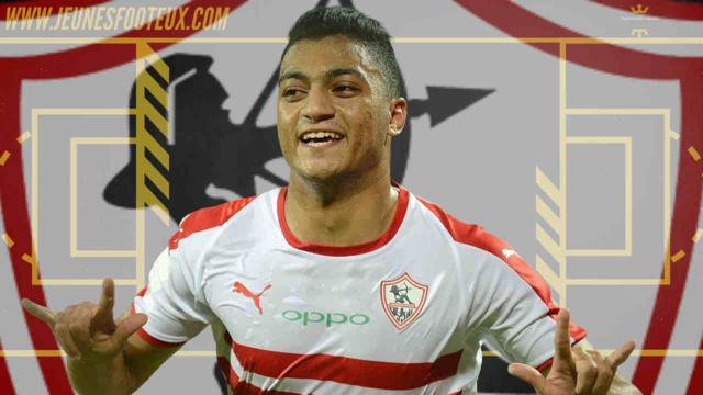 Mostafa Mohamed est suspendu 4 matchs en Ligue africaine des champions