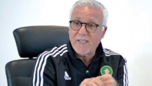 Nasser Larguet, directeur du centre de formation de l'Olympique de Marseille