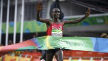 Satisfaction au Kenya, l'athlétisme bénéficie d'un soutien de poids