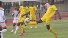 Le Togo sort de sa compétition