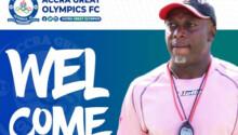Yaw Preko, nouveau coach des Great Olympics