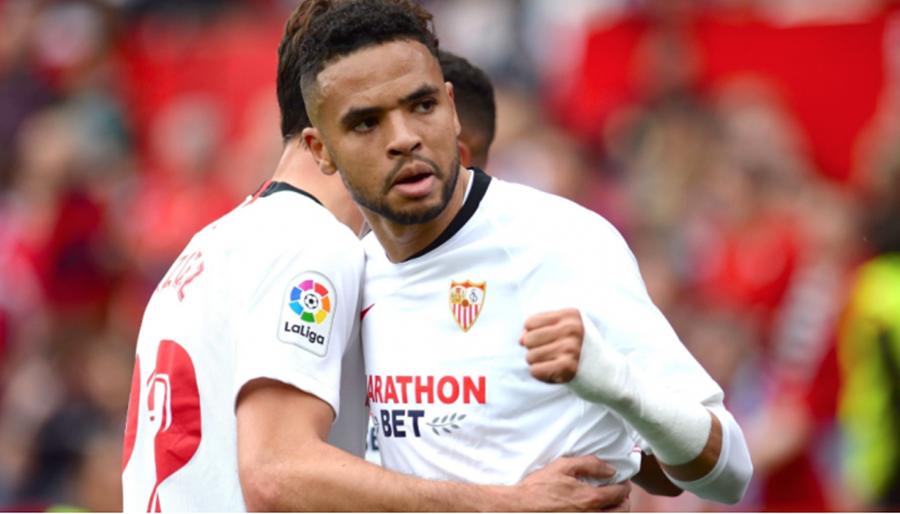 Auteur d'une belle saison, le Marocain En-Nesyri est pisté par la Juventus